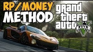 GTA 5 Online Quick Easy RP / Money Method High Paying
