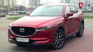 Mazda CX-5 | Stand up с Юлей Соломатиной. Первый Автомобильный канал.