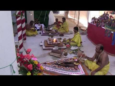 HIndu temple of Greater Forth Worth Day 2 evening (part 1)