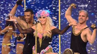C' MON Ke$ha ( Calzedonia Fashion Show)