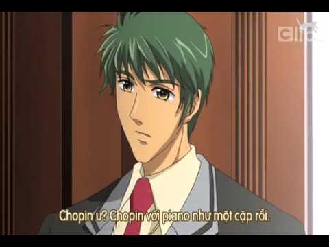 [Anime Vietsub] cung đàn vàng - kiniro no corda tập 4 ^-^