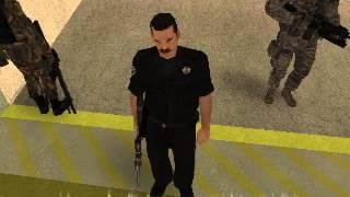 Gta San Andreas Zombies-La Plaga De Los Muertos Cap 1: La