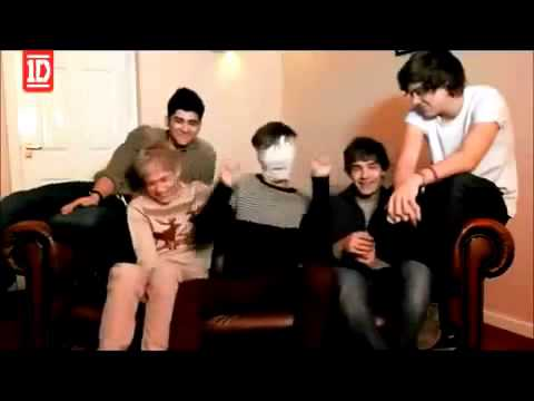 One  direction Momentos Divertidos en español!