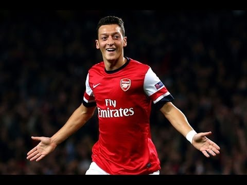 Mesut Özil ● The Wizard of Öz ● 13-14 HD