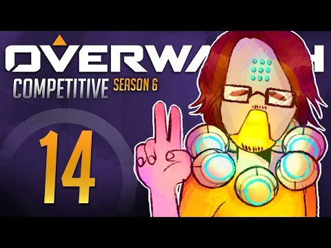 Overwatch Competitive | Season 6 | Episode 14: Life of a Healer