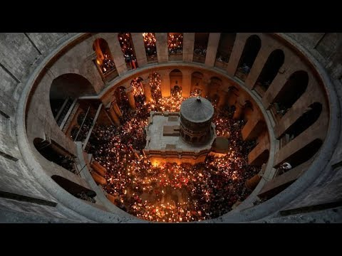 Λεμεσού Αθανάσιος: Από το Άγιο Φως έως τον ... αναπτήρα