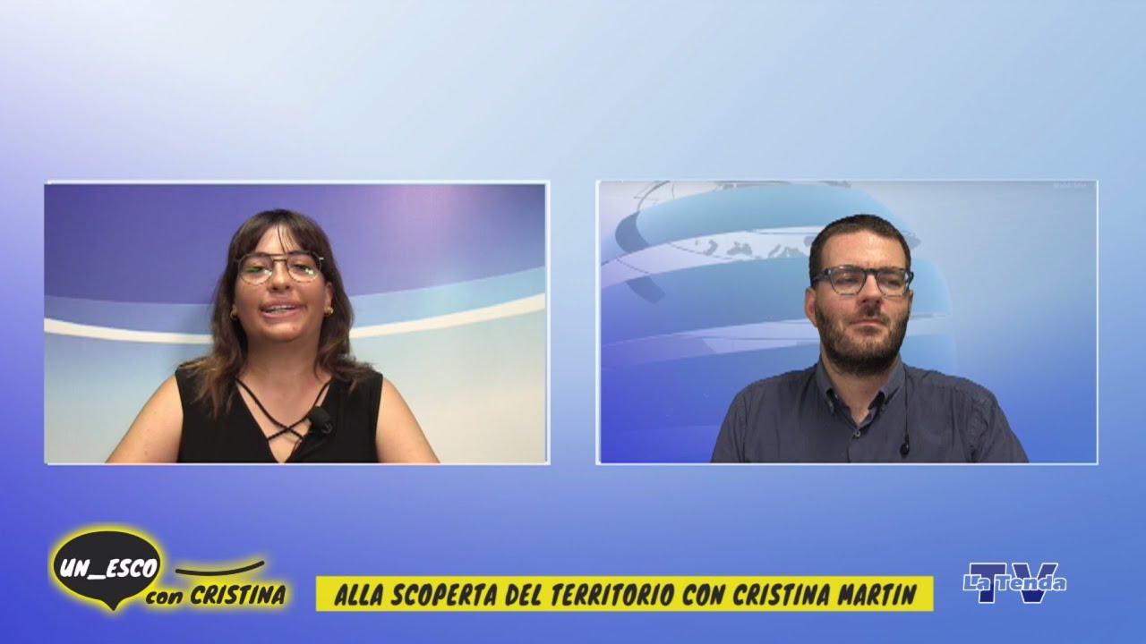 Un_esco con Cristina - I segreti del territorio con Cristina Martin