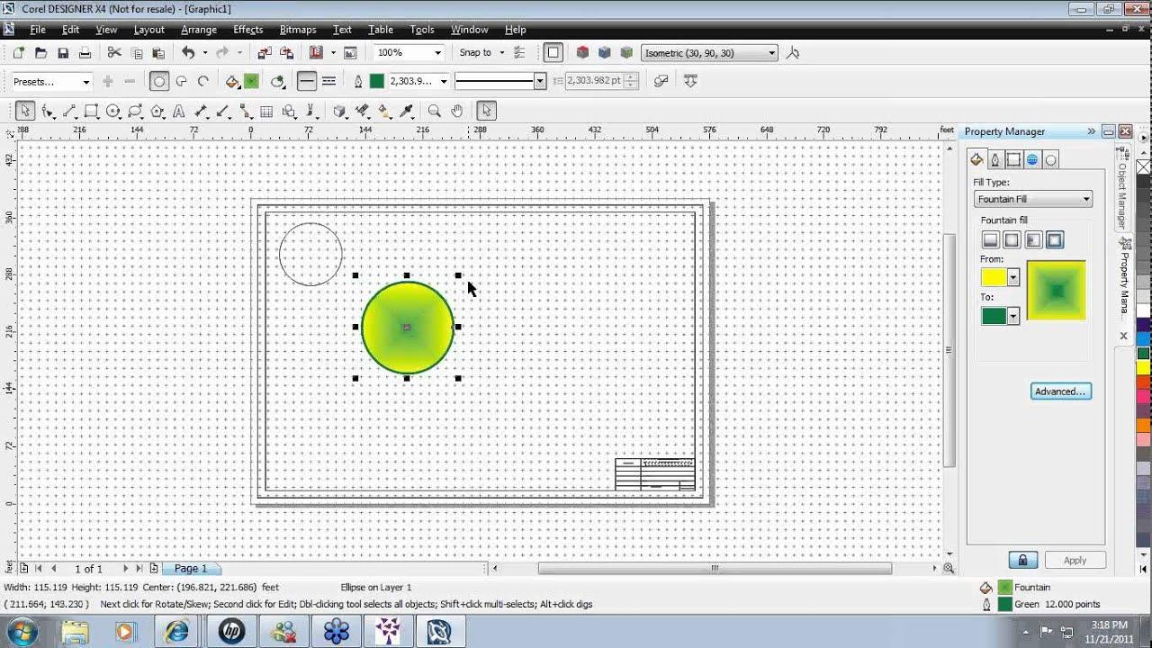 2011 11 21 Earthscapes Site Plan Designer Plant