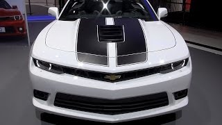 [Chevrolet Camaro Convertible (2014) Exterior and Interior in...] Video