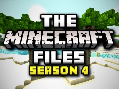 The Minecraft Files #218 - SEASON 4 PREMIERE (HD)