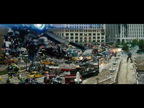 Transformers: Dark Of The Moon Official 720p HD Superbowl Trailer