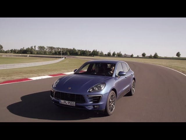 The new Porsche Macan - Made in Leipzig