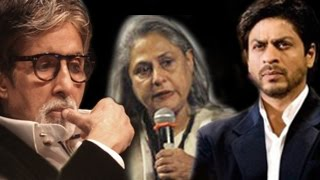 Amitabh Bachchan APOLOGISES To Shahrukh Khan For Jaya's