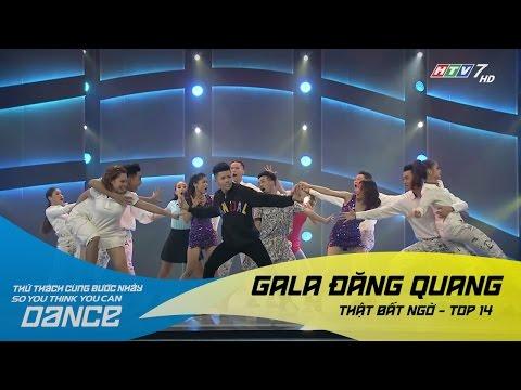 Thật Bất Ngờ | Thử Thách Cùng Bước Nhảy 2016 Gala đăng quang (21/01/2017)