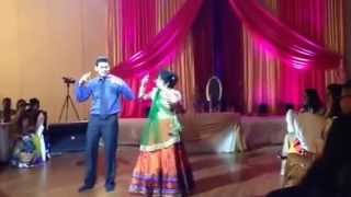 Couple Dance On Hindi Songs
