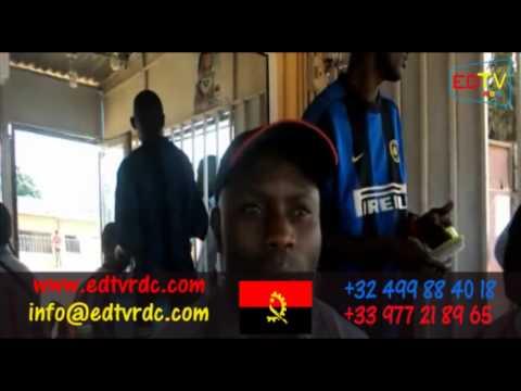 LA COLÈRE CONTRE JB ÉTAIT MONDIALE VOICI LES COMBATTANTS D'ANGOLA.