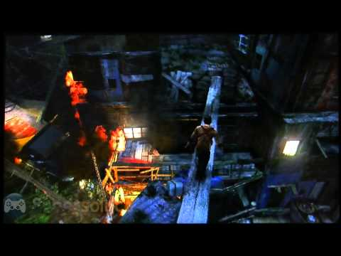 Uncharted Golden Abyss Chapter 5 Vita Walkthrough HD