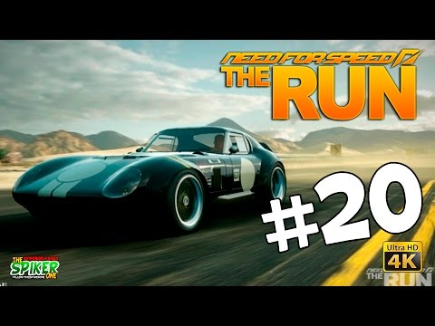 Need For Speed : The Run - Мила Белова - 4K (ULTRA HD) #20