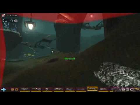 Unreal Tournament 2004 Mutant Mode Gameplay