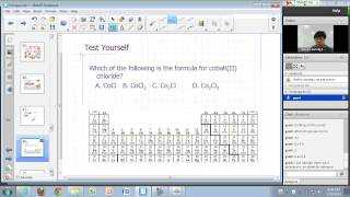 General Chemistry Lecture: Compounds, Part 2