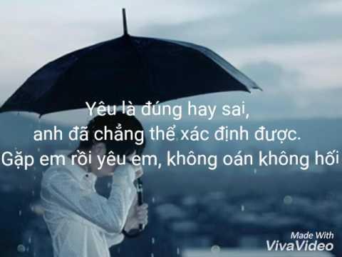 Chờ ngày tuyết tan _ Lưu Gia Huy