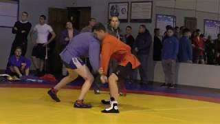 У ХНУВС відбулися змагання з боротьби самбо