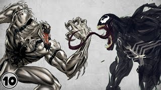 Top 10 Strongest Symbiotes