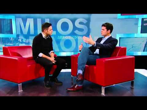 Milos Raonic on George Stroumboulopoulos Tonight: INTERVIEW