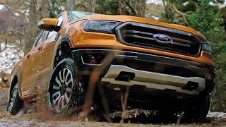 Ford Ranger (2019) Nissan Navara killer. YouCar Car Reviews.