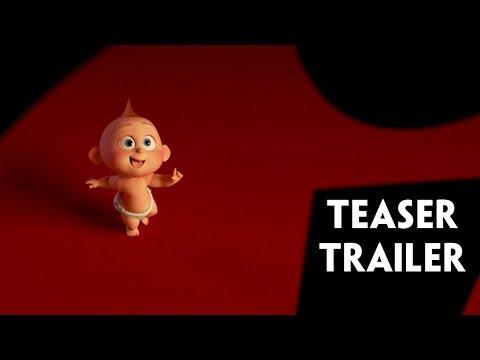 Rodinka úžasných 2 - teaser na rozprávku