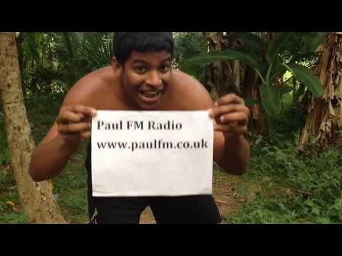 Fan Video  (Sri Lanka)  To Paul FM Radio - CRAZY DANCING!