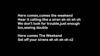 Pink Feat Eminem Here Comes The Weekend Lyrics