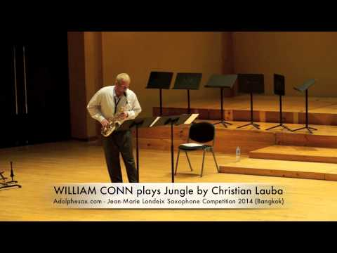 WILLIAM CONN plays Jungle by Christian Lauba