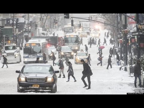 U.S. Braces For Record-Breaking Cold