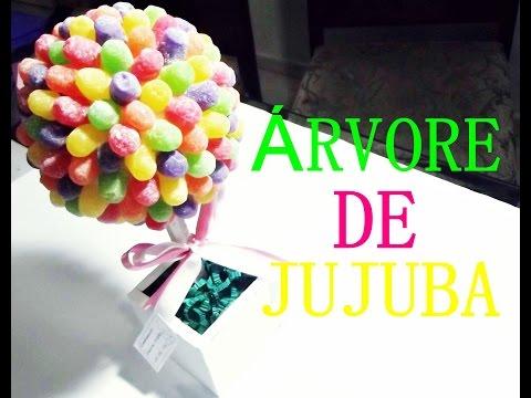 |Make com Luana| - Árvore de Jujuba ♥