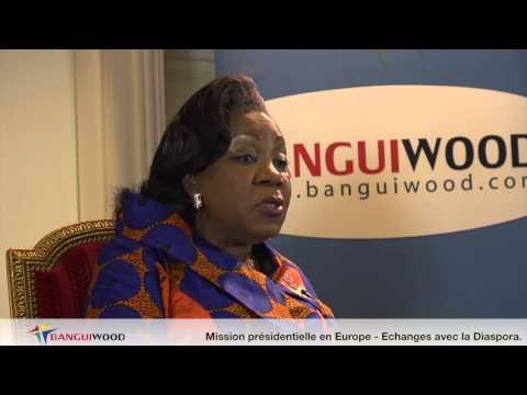Ep31: (2e partie) Intervention de la Présidente Catherine SAMBA-PANZA à Paris