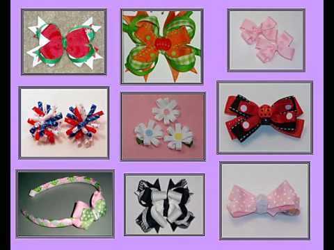 learn how to make bows
