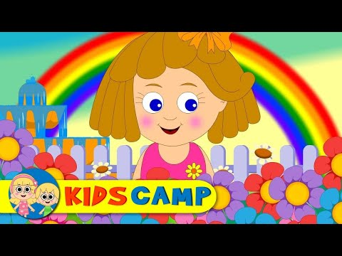 Mary Mary Quite Contrary- Nursery Rhyme and children song