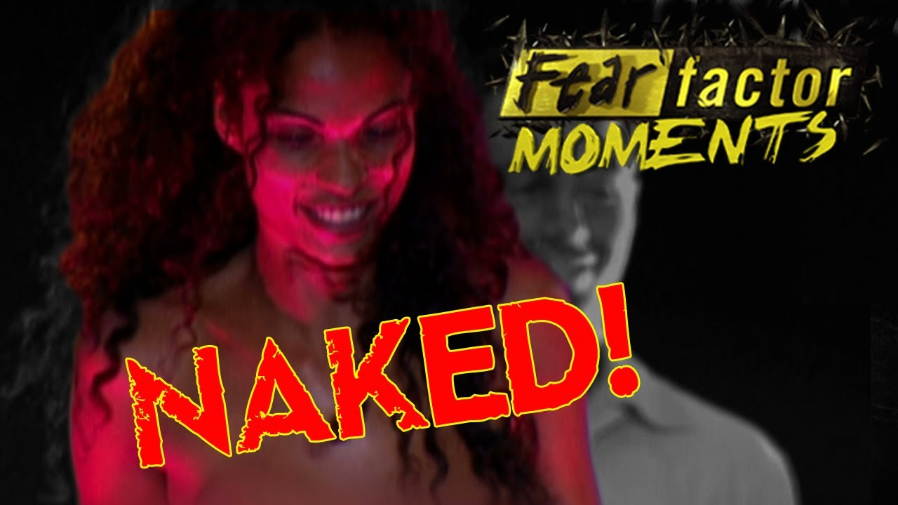 Fear Factor Moments Public Nudity