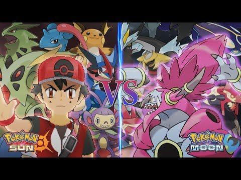 Pokemon Sun and Moon: Champion Ash Vs Hoopa Unbound (Pokemon Movie)