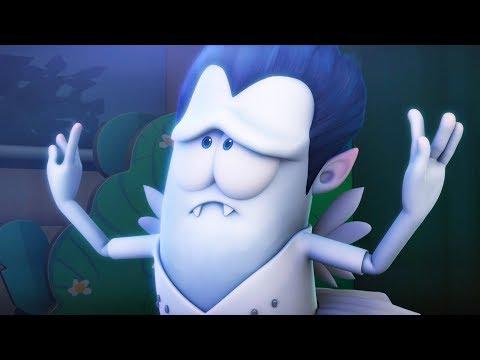Monsters Dance Ballet | Spookiz | Funny Cartoons for Kids