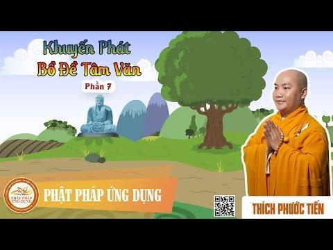 Khuyến Phát Bồ Đề Tâm Văn (Phần 7)