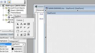 Cara Membuat Aplikasi Sederhana Dengan Ms Excel