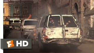 Clear And Present Danger (3/9) Movie CLIP Motorcade