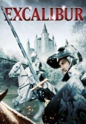 Artù nel film Excalibur del 1981