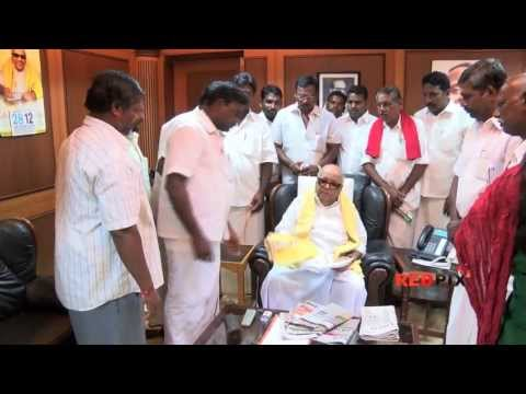 Save us from Srilankan Navy -- Fishermen's appealed to M.Karunanidhi-- Red Pix