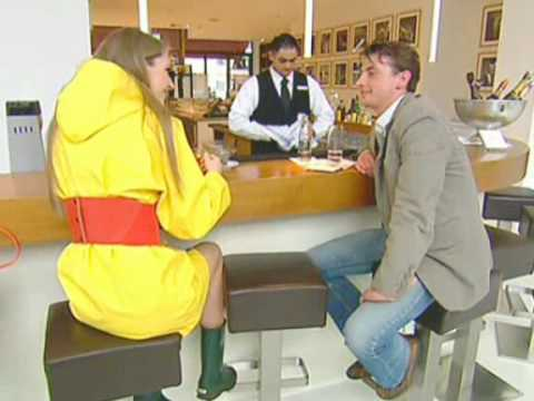 Report about Rainwear - German TV