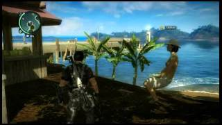 Just Cause 2 compilation