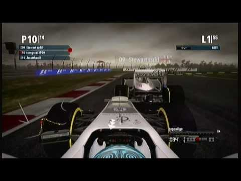 Xbox Formula One Racing League (S4) - R15: South Korea