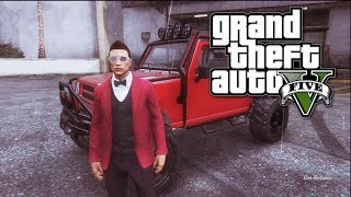 "[GTA V] Secret Car Location Ep #10 ""Merryweather"